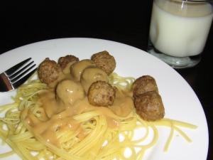 IEKA meatballs