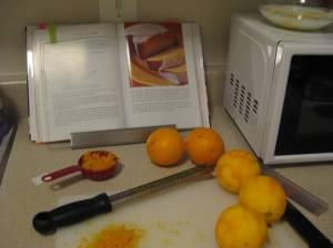 Oranges and Buttermilk