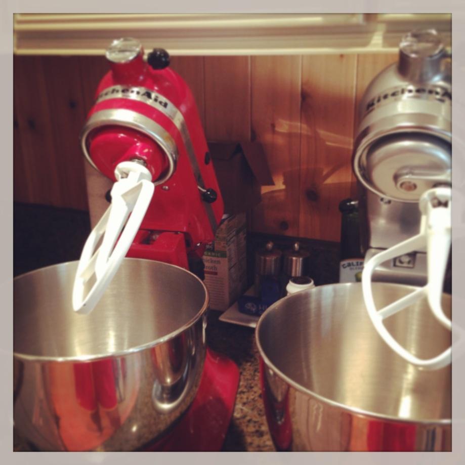 double mixers