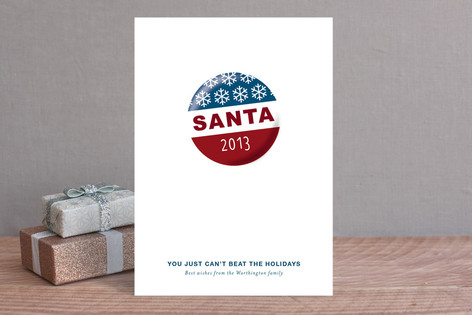 vote santa