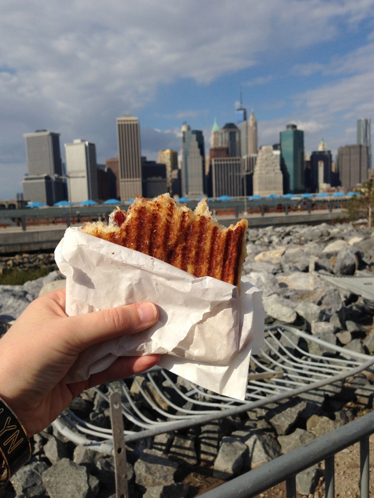 city grilled cheese