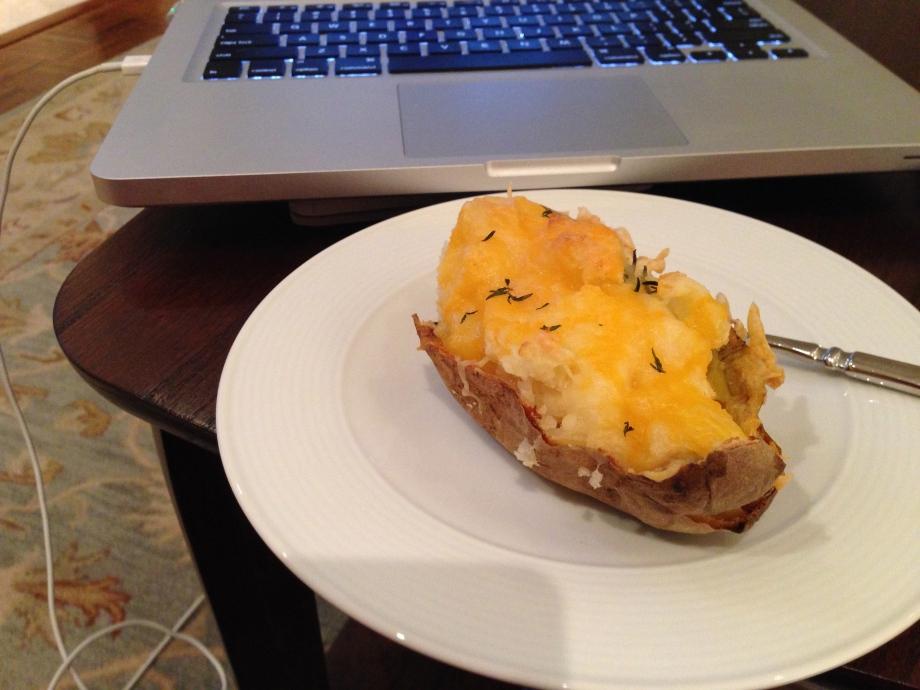 twice baked potatoes 2