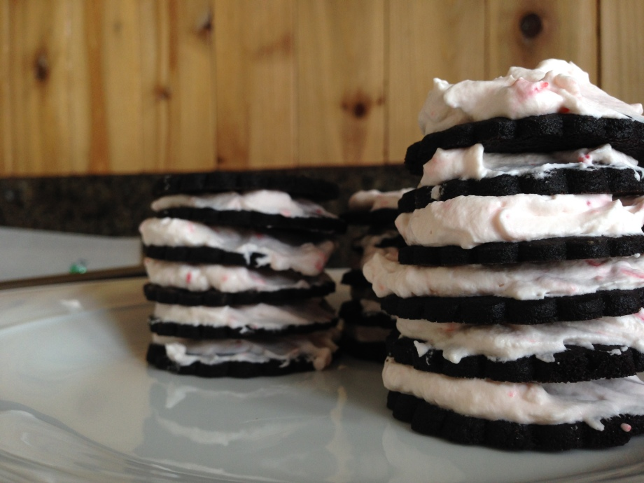 peppermint stacks