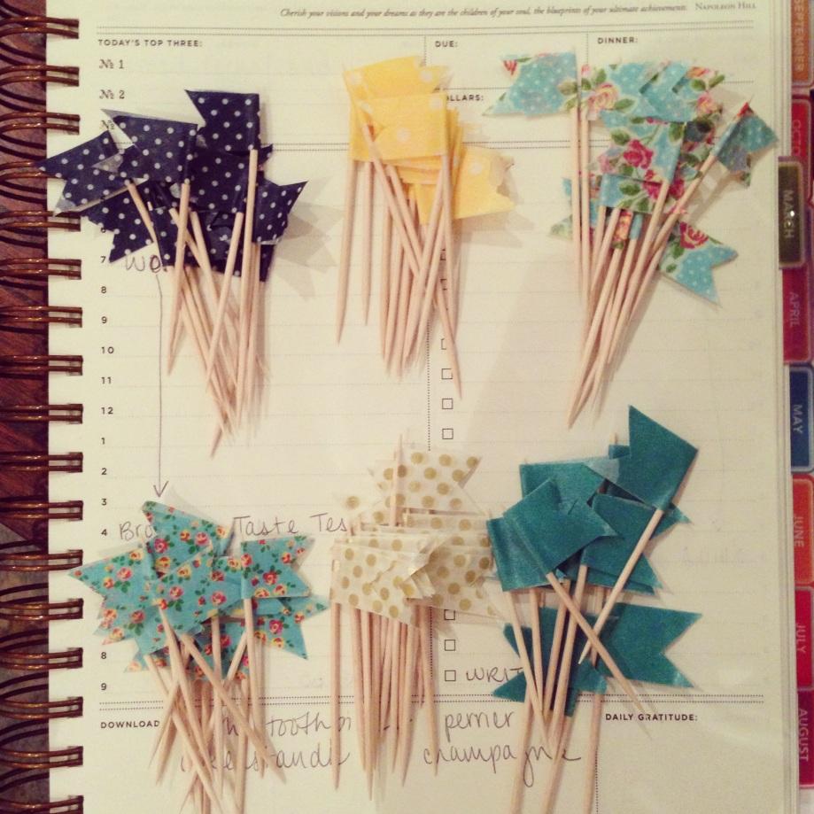 washi flags