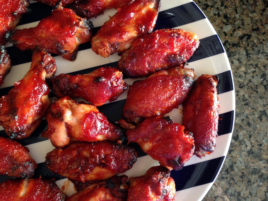 chipotle honey baked wings