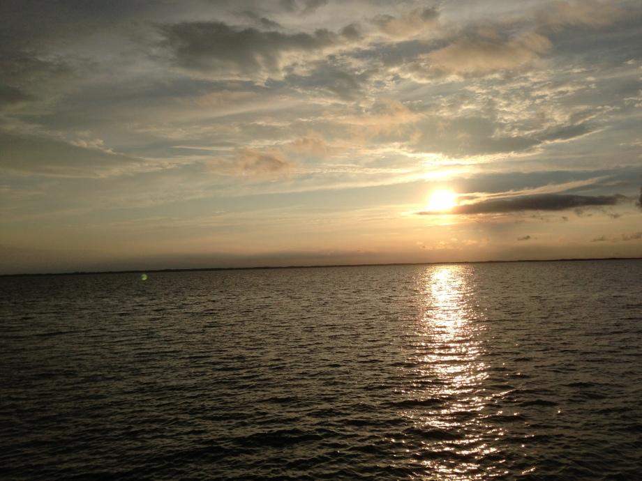 obx sunset