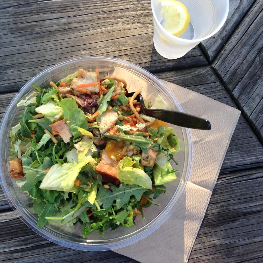 muskeget salad.