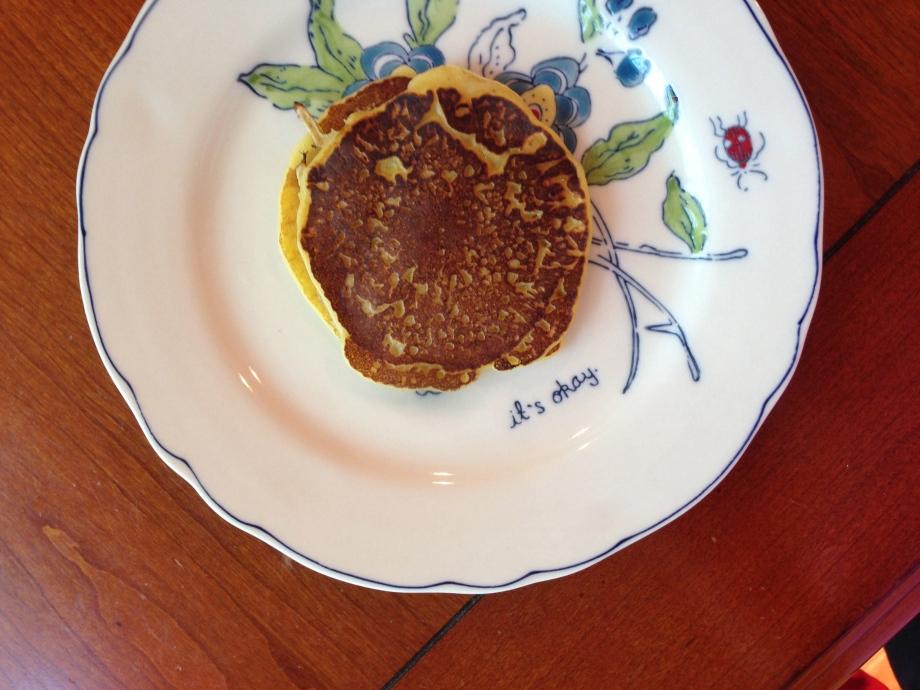 short stack swedish pancakes.