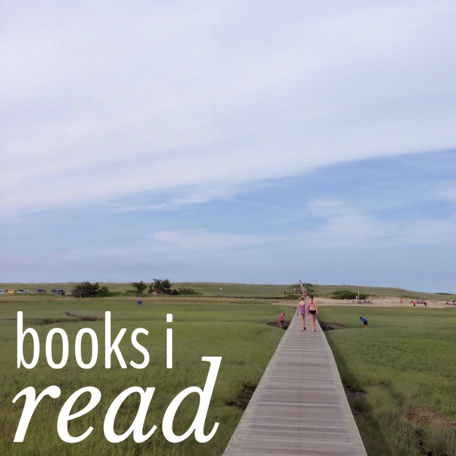 books i read.