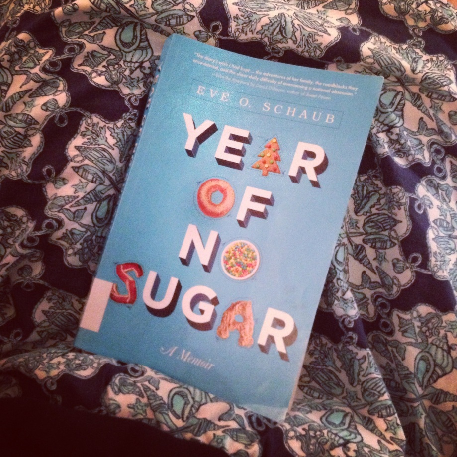 year of no sugar.