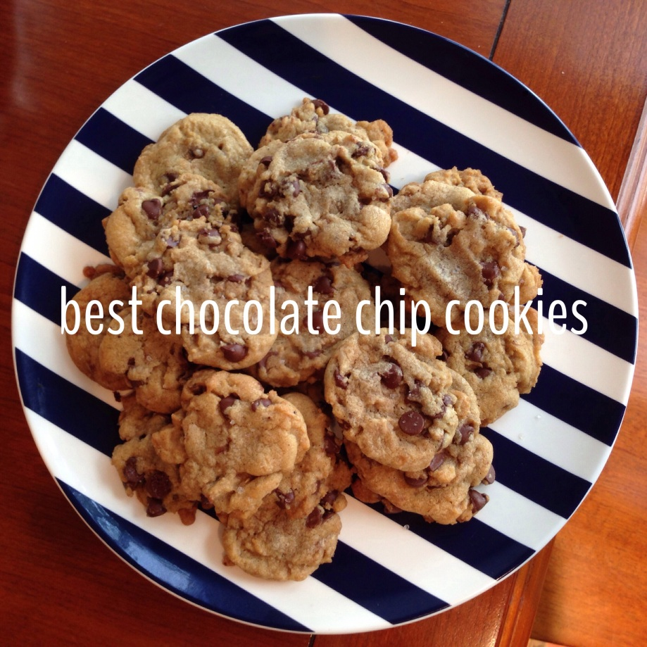 best chocolate chip cookies.