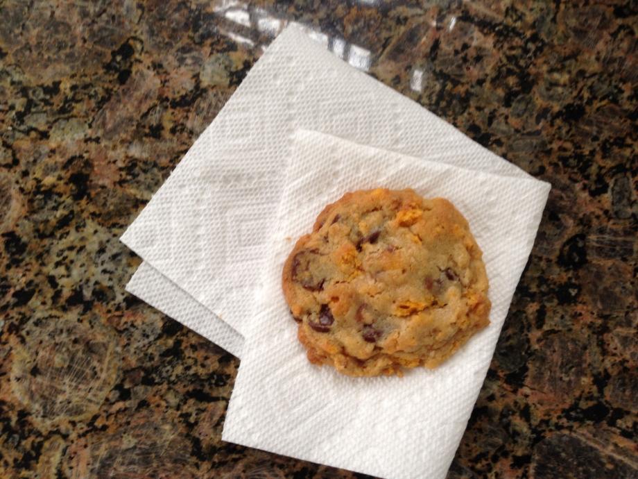 cap'n crunch cookies.
