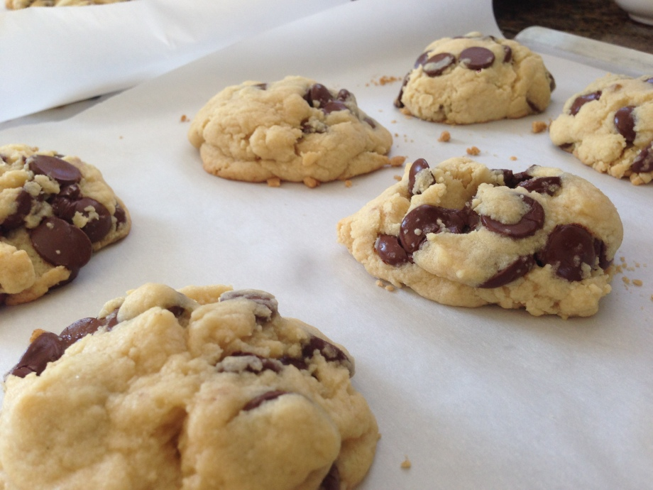 levain cookies.