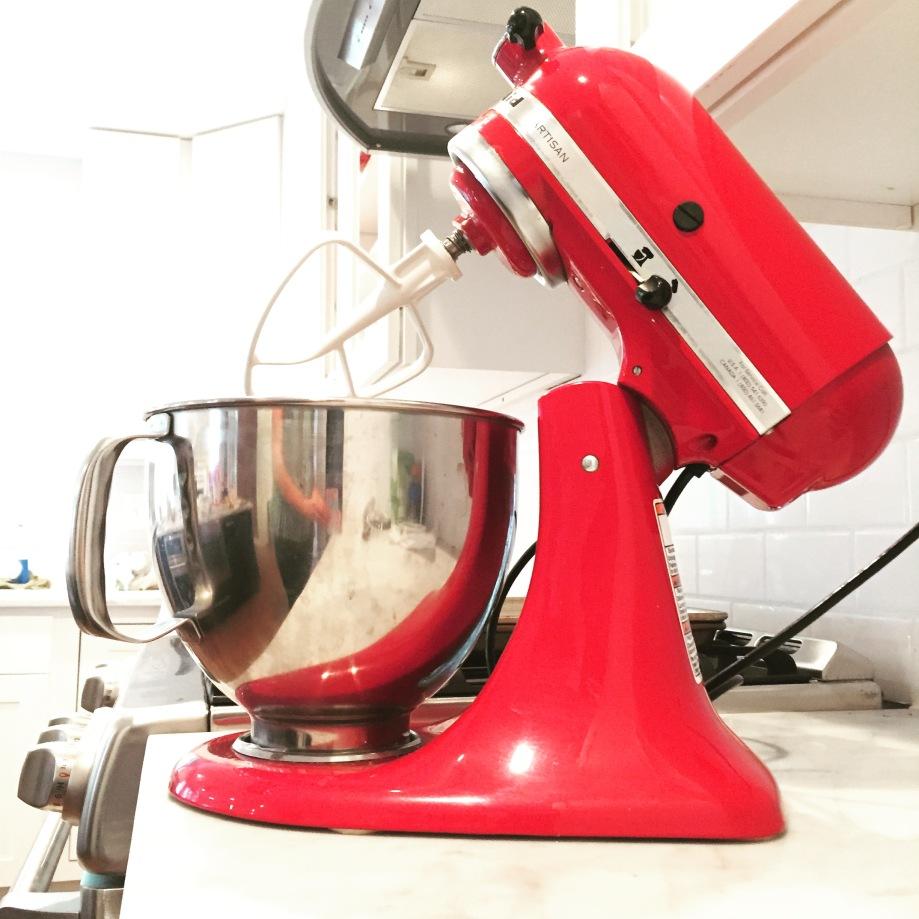 the mixer lives.