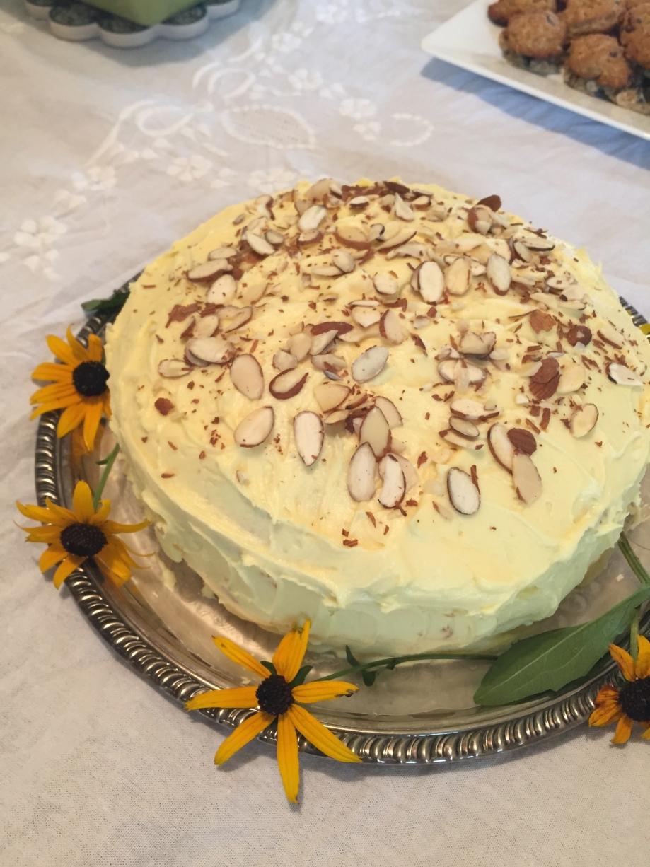 margi's cake.