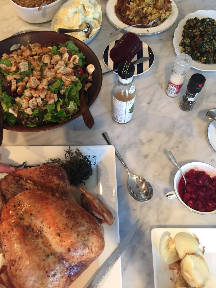 andre, the turkey.