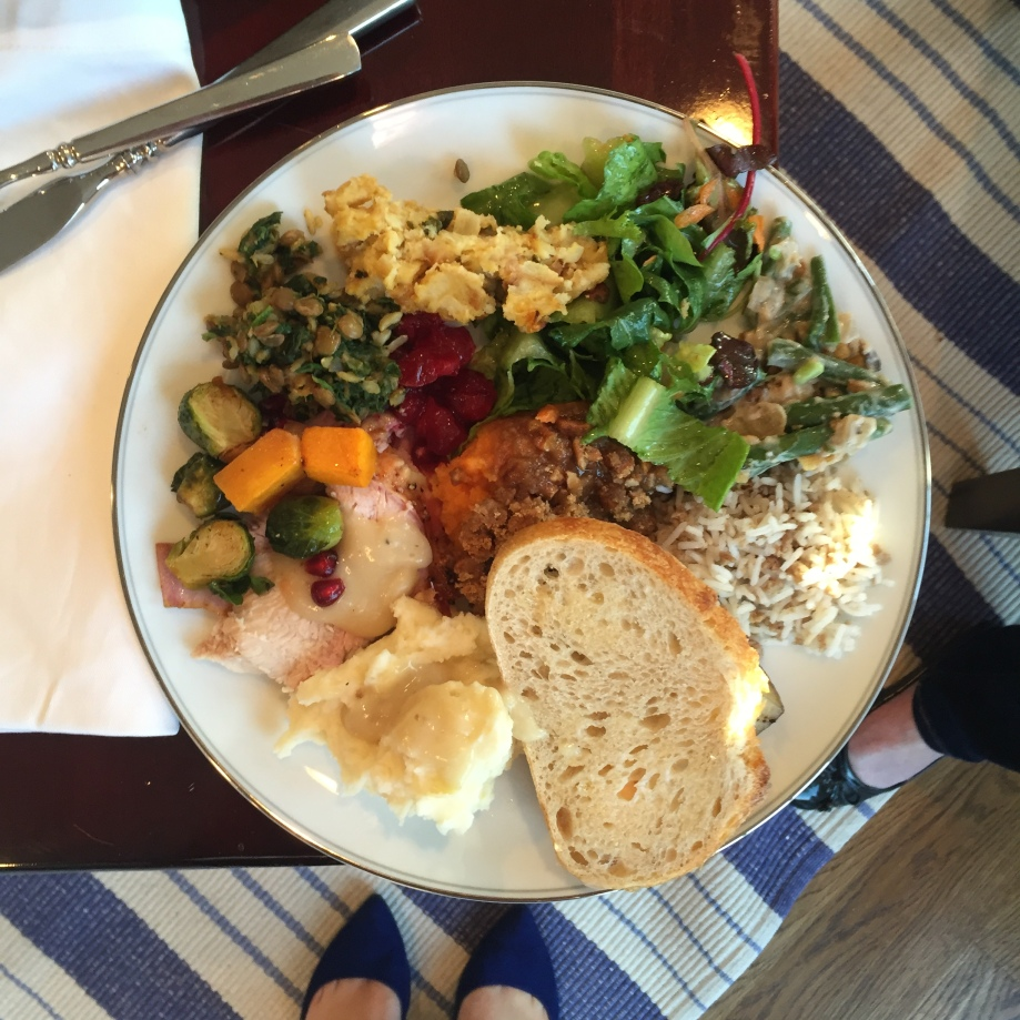 full plate.