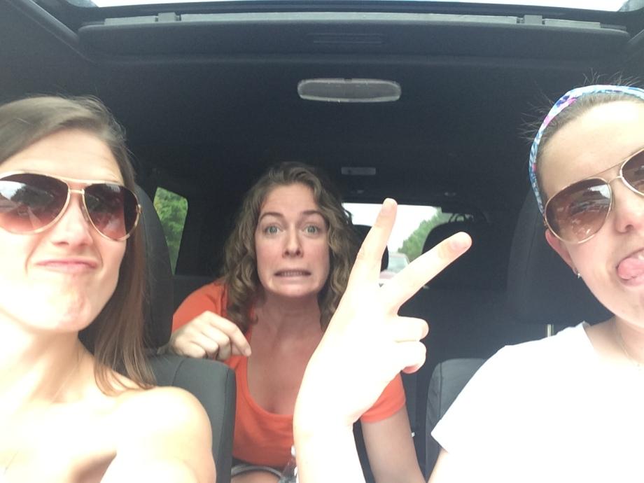 richmond road trip.